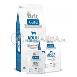 Brit Care Adult Large Breed Lamb Rice