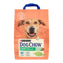 PURINA Dog Chow Adult Light Indyk 2,5kg