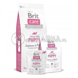 Brit Care Grain free Puppy Salmon Potato