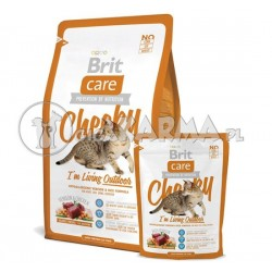 Brit Care Cat Cheeky Living Outdoor