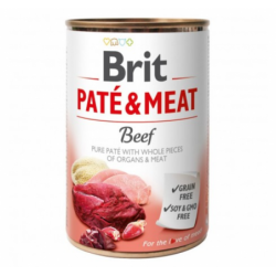 BRIT PATE&MEAT BEEF 400g