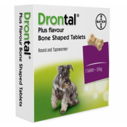 DRONTAL DOG FLAVOUR Blister...