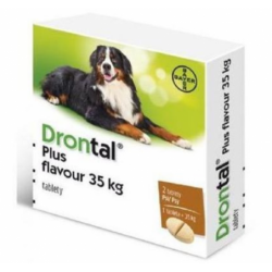 DRONTAL PLUS FLAVOUR 1szt....