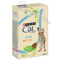 PURINA Cat Chow Kitten Kurczak 400g